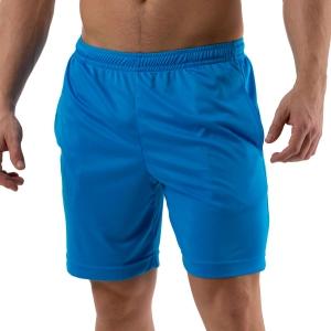 Pantaloncini Tennis Uomo Australian Ace 7in Pantaloncini  Turchese 75021605