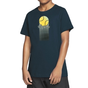 Polo y Camisetas de Tenis Australian Nino Ball Camiseta  Navy 77559200