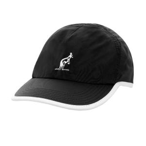 Tennis Hats and Visors Australian Microfibre Cap  Nero 29458003