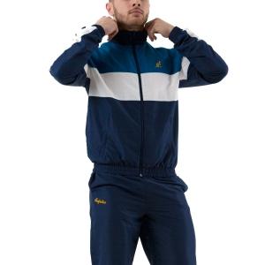 Men's Tennis Suit Australian Smash Tracksuit  Blu/Bianco/Ottanio 78949842
