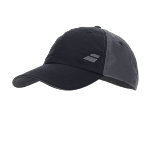 Tennis Hats and Visors Babolat Basic Logo Cap  Black 5UA12212000