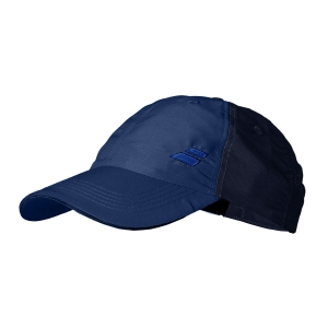 Tennis Hats and Visors Babolat Basic Logo Cap  Estate Blue 5UA12214000