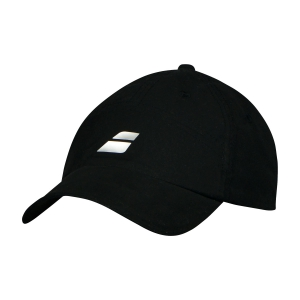 Tennis Hats and Visors Babolat Microfiber Cap  Black 5UA12222000