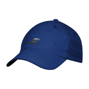 Tennis Hats and Visors Babolat Microfiber Cap  Estate Blue 5UA12224000