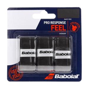 Overgrip Babolat Pro Response x 3 Overgrip  Black 653048105