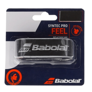 Replacement Grip Babolat Syntec Pro Grip  Black/Silver 670051255