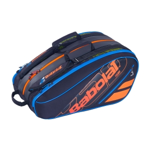 Padel Bags Babolat Rh Team Bag  Black/Blue 751204146