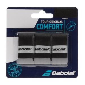 Overgrip Babolat Tour Original x 3 Overgrip  Black 653047105