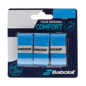 Overgrip Babolat Tour Original x 3 Overgrip  Blue 653047136