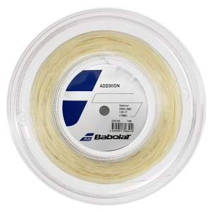 Multifilament String Babolat Addixion 1.25 String Reel 200 m  Natural 243143128125