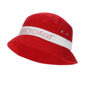 Tennis Hats and Visors Babolat Bucket Cap  Tomato Red 5UA14225027