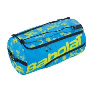 Tennis Bag Babolat Classic XL Duffle  Blue/Yellow Lime 758000325