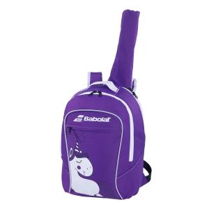 Tennis Bag Babolat Club Backpack Girl  Purple 753083159