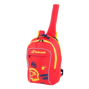 Tennis Bag Babolat Boy Club Backpack Boy  Red 753083104