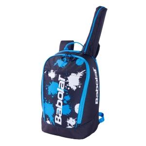 Tennis Bag Babolat Club Backpack  Black/Blue/White 753082164