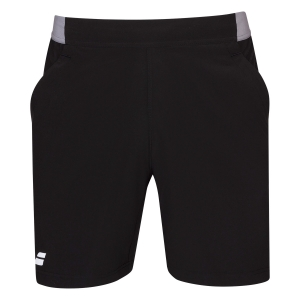 Men's Tennis Shorts Babolat Compete 7in Shorts  Black 2MS200612000