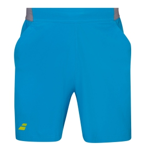 Men's Tennis Shorts Babolat Compete 7in Shorts  Malibu Blue 2MS200614062