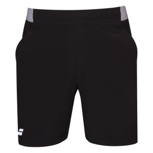Tennis Shorts and Pants for Boys Babolat Compete 5in Shorts Boy  Black 2BS200612000