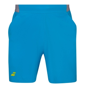 Tennis Shorts and Pants for Boys Babolat Compete 5in Shorts Boy  Malibu Blue 2BS200614062