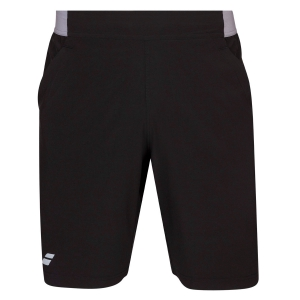 Men's Tennis Shorts Babolat Compete 9in Shorts  Black 2MS200512000
