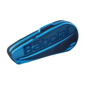 Tennis Bag Babolat Essential Club x 3 Bag  Black/Blue 751202146