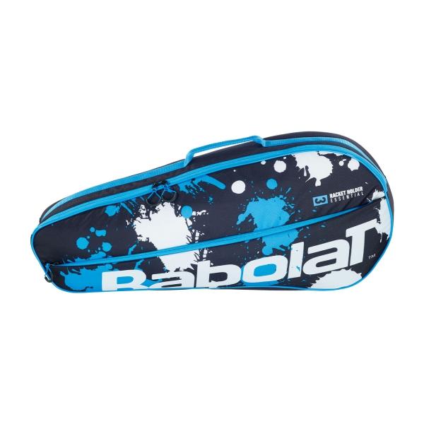 Babolat Essential Club x 3 Bag - Black/Blue/White