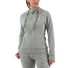 Babolat Exercise Zip Hoodie - High Rise Heather