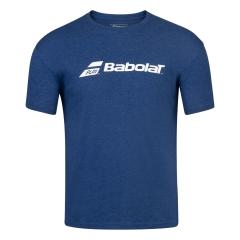 Babolat Exercise Camiseta Niño - Estate Blue Heather