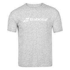 Babolat Exercise Camiseta Niño - High Rise Heather