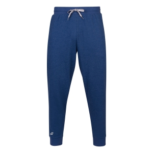 Tennis Shorts and Pants for Boys Babolat Exercise Pants Junior  Estate Blue Heather 4JP11314005