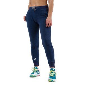 Women's Tennis Pants and Tights Babolat Exercise Pants  Estate Blue Heather 4WP11314005