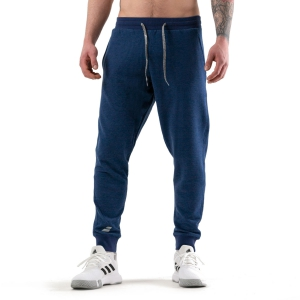 Men's Tennis Pants and Tigths Babolat Exercise Pants  Estate Blue Heather 4MP11314005