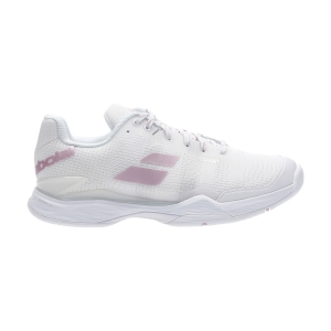 Women`s Tennis Shoes Babolat Jet Mach II All Court  White 31S206301000