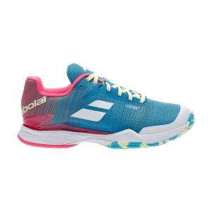 Calzado Tenis Mujer Babolat Jet Mach II Clay  Capri Breeze/Pink 31S206854066
