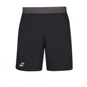 Pantalones Cortos  y Pantalones Boy Babolat Play 5in  Shorts Nino  Black 3BP10612000
