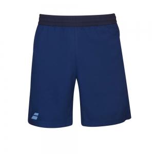 Pantalones Cortos  y Pantalones Boy Babolat Play 5in  Shorts Nino  Estate Blue 3BP10614000