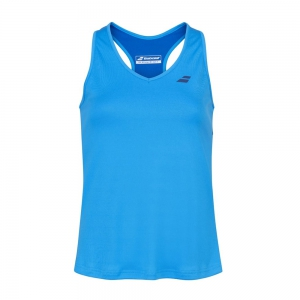 Top y Camisetas Niña Babolat Play Top Nina  Blue Aster 3GP10714049
