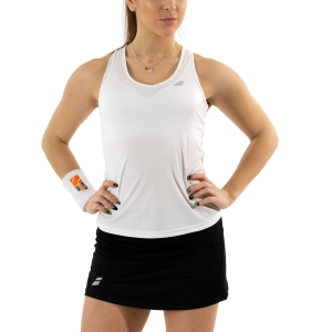 Top de Tenis Mujer Babolat Play Top  White 3WP10711000