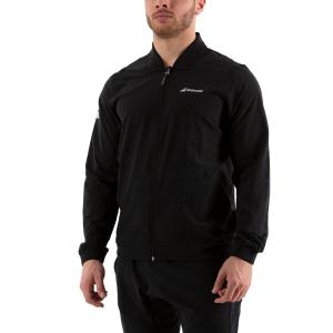 Men's Tennis Jackets Babolat Play Jacket  Black 3MP11212000