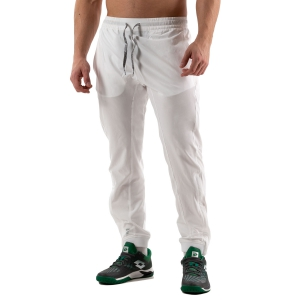 Pantaloni e Tights Tennis Uomo Babolat Play Pantaloni  White 3MP11311000