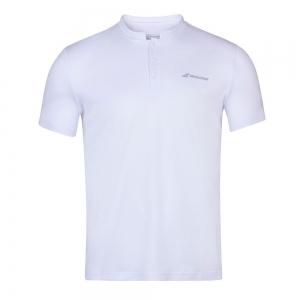 Tennis Polo and Shirts Babolat Play Polo Boy  White 3BP10211000