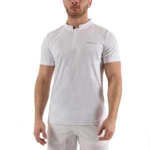 Men's Tennis Polo Babolat Play Polo  White 3MP10211000