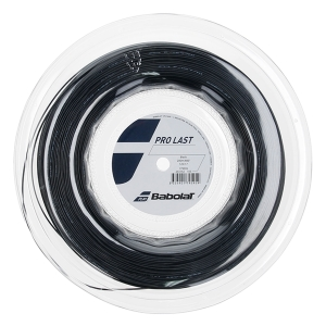 Monofilament String Babolat Pro Last 1.25 200 m String Reel  Black 243142105125