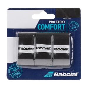 Overgrip Babolat Pro Tacky x 3 Overgrip  Black 653039105