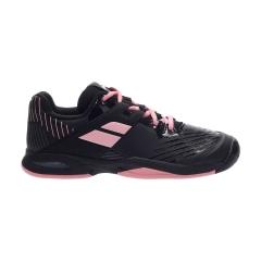 Babolat Propulse All Court Niña - Black/Geranium Pink