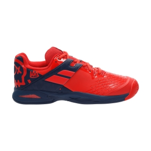 Scarpe Tennis Junior Babolat Propulse All Court Bambini  Geraldine/Blue 33S204785037