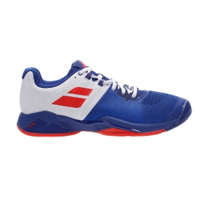 Scarpe Tennis Uomo Babolat Propulse Blast All Court  Imperial Blue/White 30S204424064