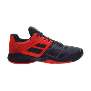 Men`s Tennis Shoes Babolat Propulse Fury All Court  Black/Tomato Red 30S202082019