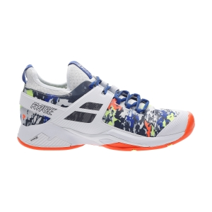 Scarpe Tennis Uomo Babolat Propulse Rage All Court  White/Rabbit 30S207691011