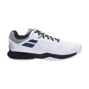 Scarpe Tennis Uomo Babolat Pulsion All Court  White/Black 30S203361001